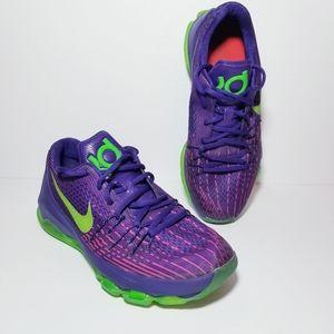"Nike KD 8 ""Suit"" (GS) Basketball Shoes Sz 6.5Y"
